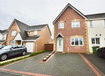 3 bed end terrace house for sale in Terry's Way, Llanharan, Pontyclun CF72