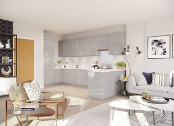"Thumbnail 2 bed flat for sale in ""Apartment 2E"" at Station Road, Redhill"