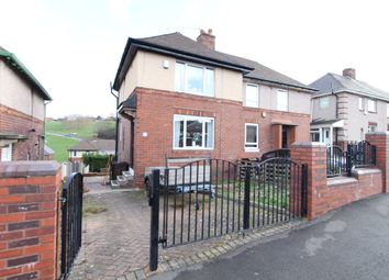 Thumbnail 2 bedroom semi-detached house for sale in Erskine Road, Sheffield