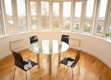 Thumbnail 2 bed flat to rent in Thames Edge, Clarence Street, Staines, Middlesex
