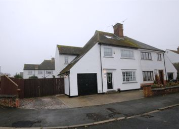 Thumbnail 3 bed semi-detached house for sale in Dene Hall Drive, Bishop Auckland