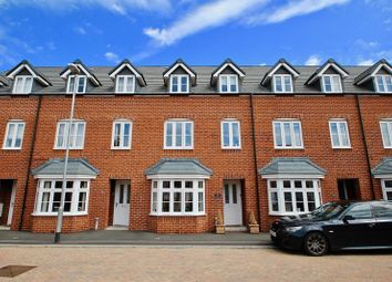 Thumbnail 4 bed terraced house for sale in Walton Close, Glastonbury