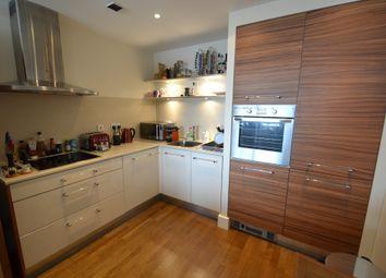 Thumbnail 1 bed terraced house to rent in Vega House, Celestia, Cardiff Bay