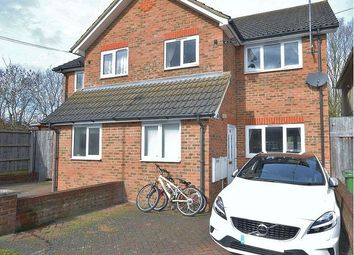 Thumbnail 3 bed semi-detached house for sale in Coombes Road, London Colney