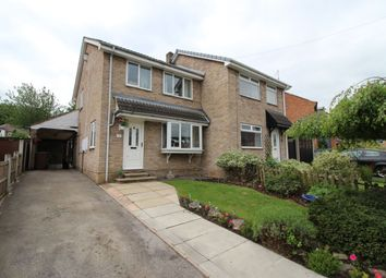 Thumbnail 3 bed semi-detached house for sale in Bodmin Drive, Normanton