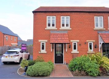 Thumbnail 2 bed semi-detached house for sale in Hope Way, Swadlincote