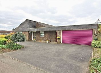 Thumbnail 3 bed detached bungalow for sale in Cotton End Road, Wilstead, Bedford