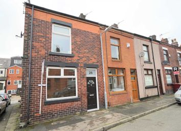 Thumbnail 2 bedroom terraced house for sale in Dixon Street, Horwich, Bolton