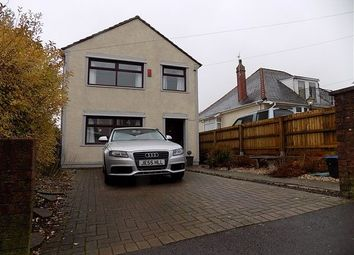 Thumbnail 3 bed detached house for sale in King Edward Road, Brynmawr