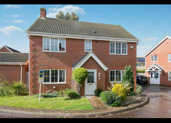Thumbnail 6 bedroom detached house to rent in Student Let - Speedwell Way, Threescore, Norwich