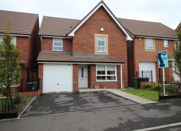 Thumbnail 4 bed detached house for sale in Columbia Crescent, Wolverhampton