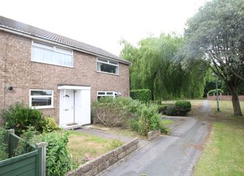 Thumbnail 2 bed semi-detached house for sale in Hawthorne Close, Congleton, Cheshire