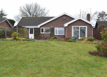 Thumbnail 4 bed detached bungalow for sale in Trefechan, 6, Guidfa Meadows, Crossgates, Llandrindod Wells, Powys