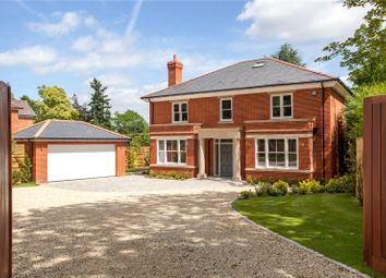 Thumbnail 5 bedroom detached house for sale in Reading Road, Shiplake, Oxfordshire