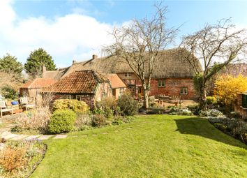 Thumbnail 4 bed semi-detached house for sale in High Street, Great Cheverell, Devizes, Wiltshire