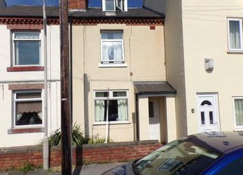 Thumbnail 3 bed terraced house for sale in Park Avenue, Mansfield Woodhouse, Mansfield, Nottingham