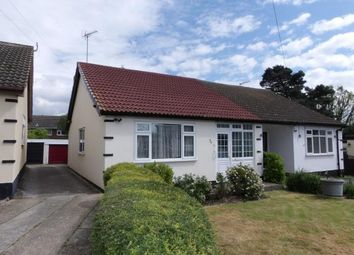 Thumbnail 2 bed bungalow for sale in Trinity Close, Billericay