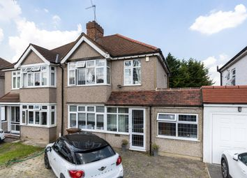 Thumbnail 4 bed semi-detached house for sale in Lulworth Road, London
