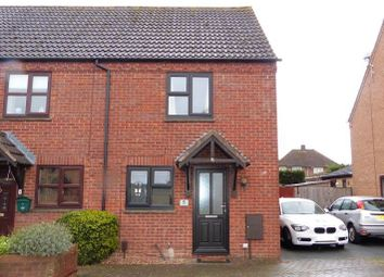 Thumbnail 2 bed end terrace house to rent in Meadow Lea, Bishops Cleeve, Cheltenham