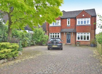 Thumbnail 4 bed detached house to rent in Weavering Street, Weavering, Maidstone
