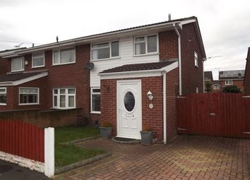 Thumbnail 3 bed semi-detached house to rent in Cheviot Way, Kirkby, Liverpool