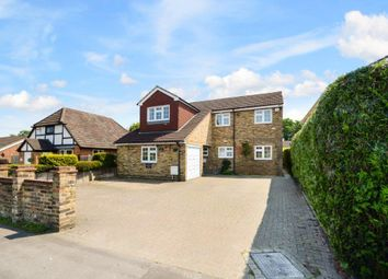 Thumbnail 5 bed detached house to rent in Sandy Lane, Farnborough