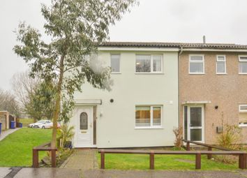 Thumbnail End terrace house to rent in Mallow Walk, Haverhill