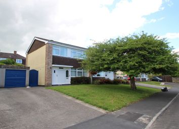 Thumbnail 3 bed semi-detached house for sale in 17 Berkeley Road, Street, Somerset