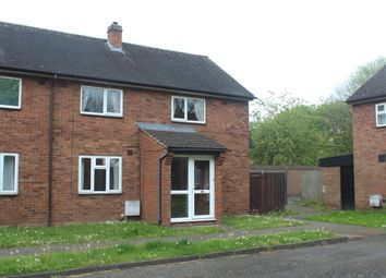 3 bed semi-detached house to rent in Vincent Close, Albrighton, Wolverhampton WV7
