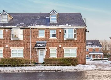 Thumbnail 3 bed flat for sale in Bower Court, Coxhoe, Durham, County Durham