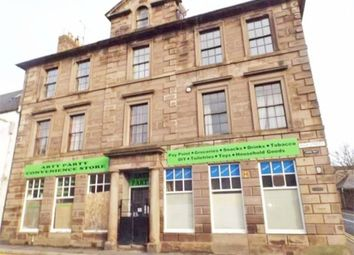Thumbnail 3 bed flat for sale in High Street, Brechin, Angus