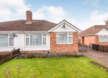 Thumbnail 2 bed bungalow for sale in Coldyhill Crescent, Scarborough, North Yorkshire