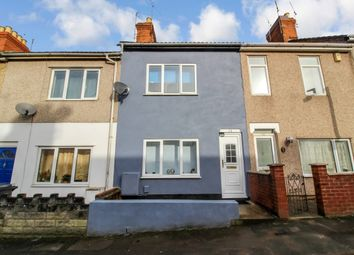Thumbnail 2 bedroom terraced house for sale in Dryden Street, Town Centre, Swindon