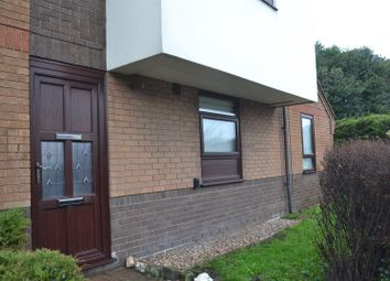 Thumbnail 2 bedroom flat for sale in Civic Way, Swadlincote