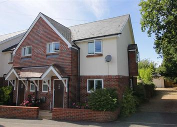 Thumbnail 3 bed property for sale in Woodcock Lane, Hordle, Lymington