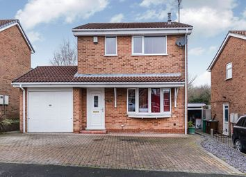 Thumbnail 3 bed detached house for sale in Hawksley Gardens, Nottingham