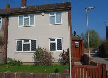 Thumbnail 3 bedroom terraced house for sale in Willow Way, Aldershot