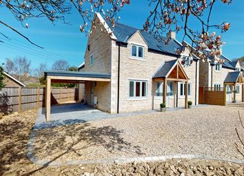 Thumbnail 4 bed detached house to rent in Church Lane, Edith Weston, Rutland