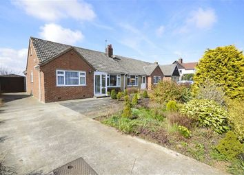 Thumbnail 3 bed semi-detached bungalow for sale in Porritt Lane, Irton, Scarborough