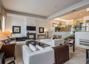 Thumbnail 4 bed flat for sale in Rutland Gate, London