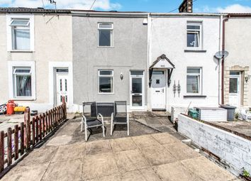 Thumbnail 3 bed terraced house for sale in Trewyddfa Road, Morriston, Swansea