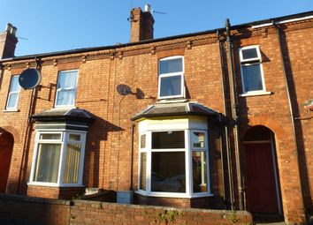 Thumbnail 2 bed terraced house for sale in Cranwell Street, Lincoln