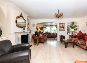 Thumbnail 5 bed property to rent in Manor Road, Chigwell