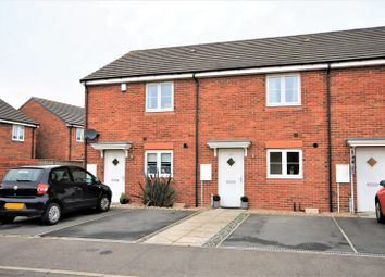 Thumbnail 2 bed terraced house for sale in Grange Way, Durham