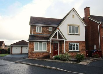 Thumbnail 4 bed detached house to rent in The Greenwood, Blackburn
