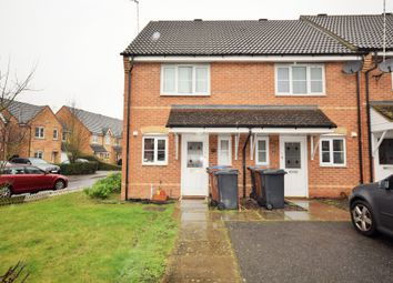 Thumbnail 2 bed end terrace house to rent in Daisy Drive, Hatfield, Hertfordshire