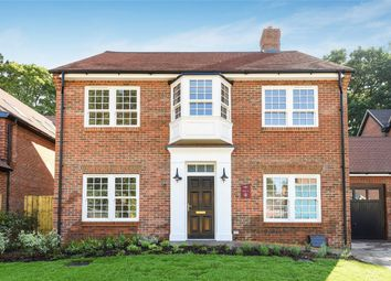 Thumbnail 4 bed detached house for sale in Cupernham Lane, Romsey, Hampshire
