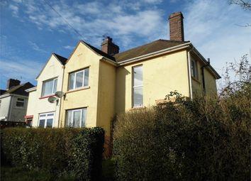 Thumbnail 3 bedroom semi-detached house for sale in Heol Tredwr, Bridgend, Bridgend, Mid Glamorgan