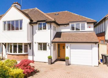 Thumbnail 4 bed property to rent in Mount Pleasant Road, Chigwell
