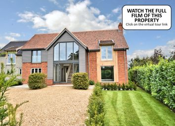 Thumbnail 4 bed detached house for sale in St. Marys Close, Heacham, King's Lynn